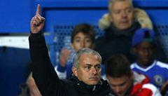 6 zápasů, 11 branek. Mourinho ví, že Chelsea trápí děravá obrana