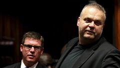 Prokurátor v JAR tvrdí, že svědkům proti Krejčířovi hrozí smrt