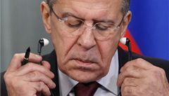 Do situace na Ukrajině se nepleťte, vzkazuje Rusko Západu
