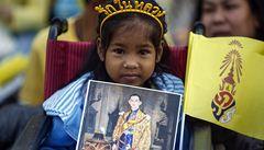 V Thajsku se přestalo demonstrovat. Země slaví královy narozeniny