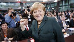 Nejvlivnější ženou světa je podle Forbesu opět Merkelová