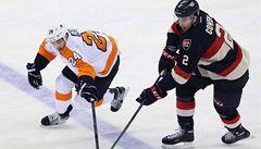 Voráček ukončil své střelecké trápení v NHL. Flyers získali bod