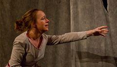 Tatiana Vilhelmová jako Božena Němcová. Dnes večer ve Viole