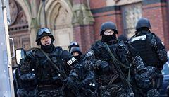 Na Harvardu prý hrozil bombami student, který se bál zkoušky
