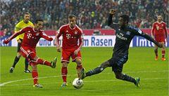Bayern je podzimním mistrem, Hloušek skóroval za Norimberk