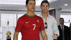 Ronaldo otevřel muzeum. Mám v něm místo na další trofeje, řekl
