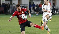 Bayern porazil čínského soupeře a je ve finále fotbalového MS klubů