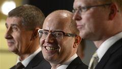 Co nevyšlo Gottwaldovi, dokoná koalice, bouří se živnostníci