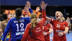 České házenkářky rozdrtily Austrálii a zahrají si osmifinále MS
