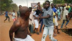 Masakr očekáváme každou hodinou, říká Čech ve Středoafrické republice