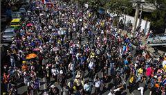 Vietnamská vláda s úspěchem nasadila proti demonstraci tanečníky