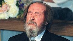 'Je ostudné být Sovětem.' Solženicyn odhalil krutost režimu SSSR