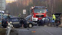 Řidič, který ujížděl od pumpy bez placení, je ve vážném stavu