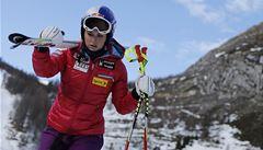 Sjezd ve Val d'Isere vyhrála Kaufmannová, Vonnová se opět zranila