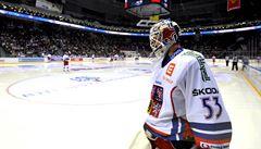 Hokejisté zase oslavují brankáře. Ruský triumf zařídili Kovář a Salák