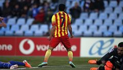 Barcelona díky Pedrovi otočila duel s Getafe a dál vede ligu