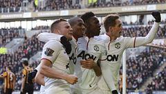 Manchester United se zvedá. Porazil Hull a vyhrál už potřetí v řadě