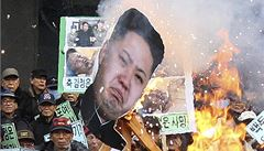 Usmiřme se, prosí KLDR. Jižní Korea 'šálivou propagandu' odmítla