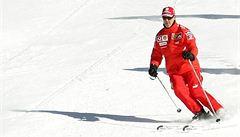 Další komplikace pro Schumacherovo uzdravení: dostal zápal plic