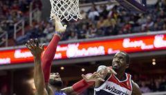 Washington v NBA znovu porazil Detroit, Veselý si moc nezahrál