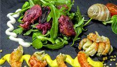 Oslí svíčková či šnečí ragú. Grand Restaurant Festival láká na exotiku