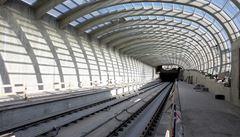 Dopravní podnik poslal 620 milionů za vícepráce na trase A