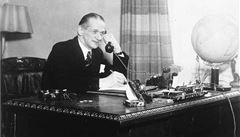 Spravedlivý mezi národy. Slepý 'Schindler' zachránil desítky Židů