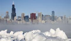 New York bije na poplach, za pár hodin klesla teplota o 25 stupňů
