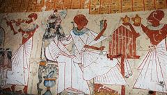 V Egyptě našli hrobku hlavního sládka starou 3000 let