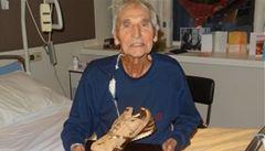 Odchod ze světa oslavil šampaňským. Druhý den zemřel atlet eutanazií
