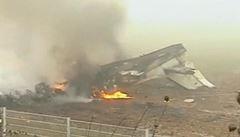V Německu se zřítilo malé letadlo, čtyři mrtví