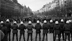Palachův týden očima Janíka: Revoluce odložená na neurčito