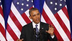 Nebudeme už sledovat naše blízké spojence, slíbil Obama