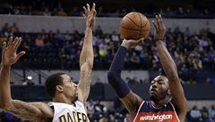 Basketbalisté Wizards prohráli s lídrem, Veselý si připsal tři doskoky