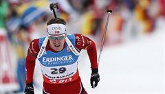 Vytrvalostí závod biatlonistů patřil Svendsenovi, Soukup desátý