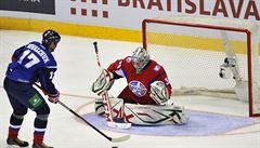 Utkání hvězd KHL: rekordních 34 branek i dovednostní soutěže