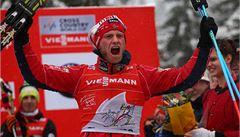 Skiatlon ve Falunu: Sundby má vítězství v SP, Vrabcová devátá