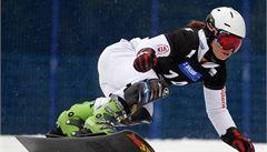 Bezchybný výkon. Ledecká zvítězila v paralelní slalomu v Bad Gasteinu