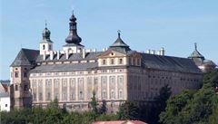 V Broumově otevřeli část opraveného kláštera a zahradu