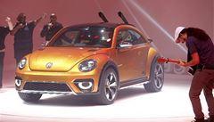 Provozní zisk Volkswagenu loni trhnul rekord