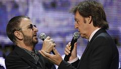 Legendární Beatles dostali cenu za celoživotní dílo, 40 let po rozpadu