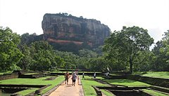 Kdo nebyl na Sigiriyi, nebyl na Srí Lance