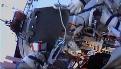 K ISS byly připevněny dvě kamery. Přenos bude přístupný na internetu
