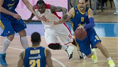 Basketbalisté Nymburku nestačili v Evropském poháru na Chimki