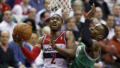 Washington v NBA nestačil na Boston, Veselý zůstal na lavičce