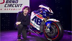 Abraham představil nový motocykl. A doufá v další úspěchy