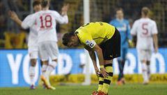 Petrák nastoupil za Norimberk a slavil, Dortmund pouze remizoval