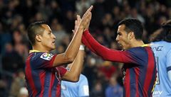 Barcelona se vrátila do čela španělské ligy, vyhrálo i Atlético