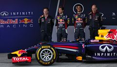 Největší změna ve formuli od 80. let, říká Red Bull o novém monopostu