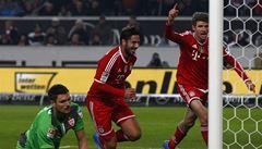 Bayern otočil duel ve Stuttgartu, v nastavení rozhodl Thiago